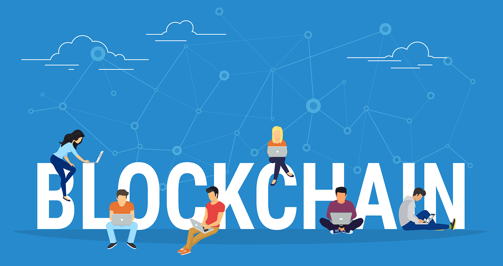 la blockchain, informatique, Lesjeudis Blog